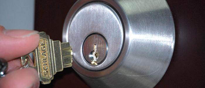 Ключ сломался в замке, что делать?